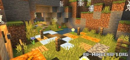 Скачать CrewGames Beta - Minegame для Minecraft PE