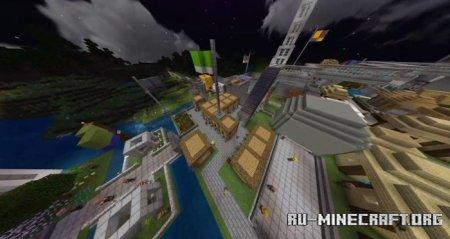 Скачать Countries для Minecraft PE