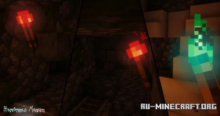 Скачать Herobrine's Mansion by Masp005 для Minecraft