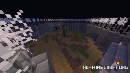 Скачать Zombie Survival Arena by Annoying для Minecraft PE