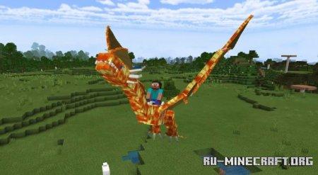 Скачать Grow Your Own Dragon для Minecraft PE 1.17