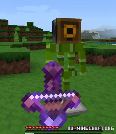 Скачать Bamboopeople для Minecraft PE 1.17