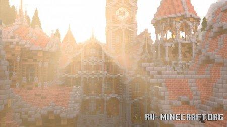 Скачать Defined PBR для Minecraft PE 1.17
