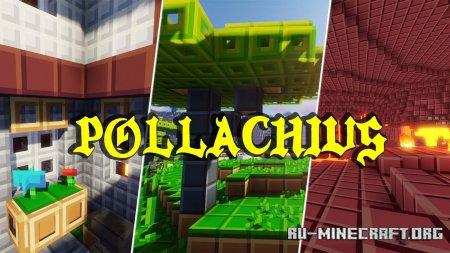Скачать Pollachius для Minecraft 1.17