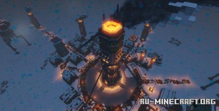 Скачать FrostCraft для Minecraft PE