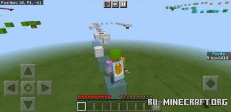 Скачать Parkour Raiders для Minecraft PE