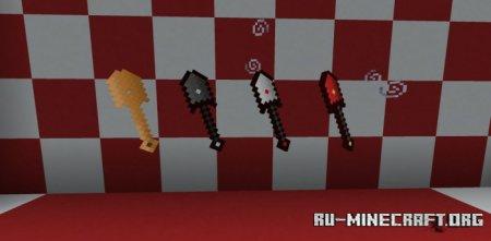 Скачать BloodyRed [16x16] для Minecraft PE 1.17