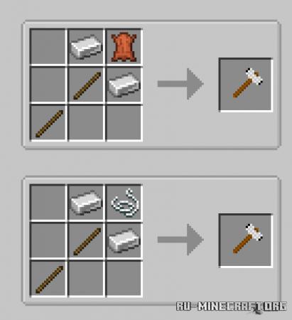 Скачать Easy Steel & More для Minecraft 1.17.1