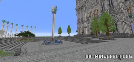 Скачать Classic Style Cathedral by Mr_Bixx для Minecraft