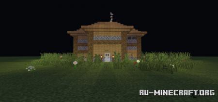 Скачать Alarm System House Ultra Safety Home для Minecraft PE