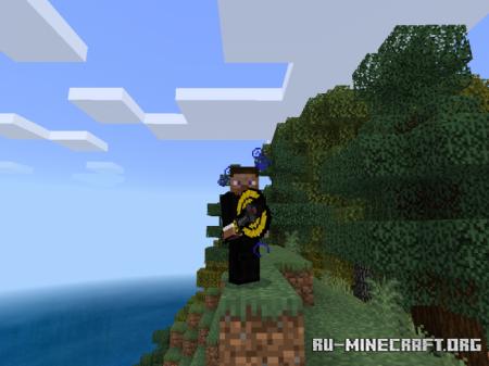 Скачать Devastated Biome для Minecraft PE 1.16