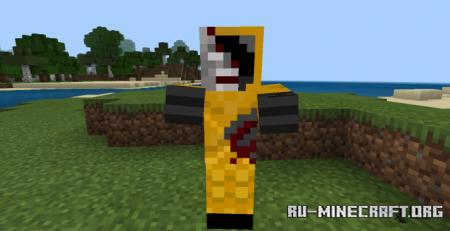 Скачать Hardcode Zombies для Minecraft PE 1.17