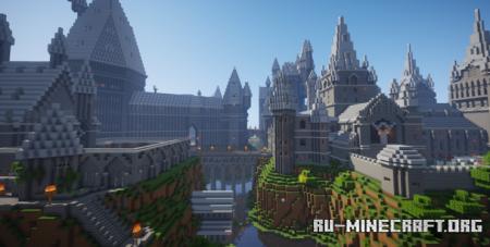 Скачать Harry Potter Adventures by DreamLandStudios для Minecraft