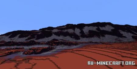 Скачать Brax - Landscape для Minecraft