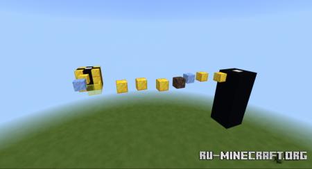 Скачать Potion Madness (Parkour) для Minecraft PE