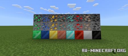 Скачать Animated Blocks для Minecraft PE 1.17
