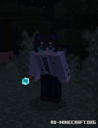 Скачать 3D Items - Torch, Campfire & Lantern для Minecraft PE 1.17