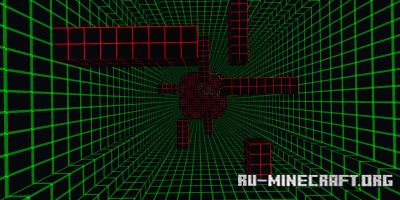 Скачать Glitch Fall для Minecraft PE