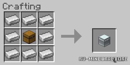 Скачать MetalChest для Minecraft PE 1.17