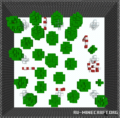Скачать UHC Meetup для Minecraft PE