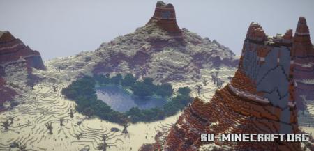 Скачать Desert of Suhuru для Minecraft