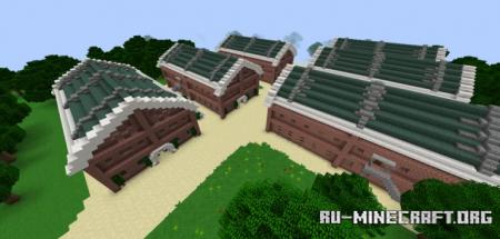 Скачать High School - Ensino Medio для Minecraft