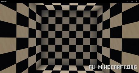 Скачать The Despair in Black and White для Minecraft PE
