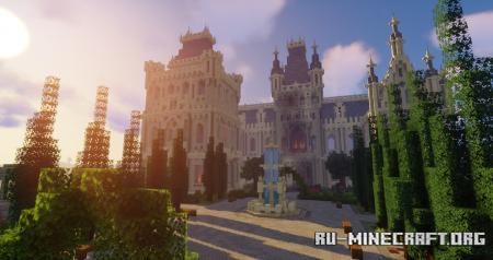 Скачать Neo-Gothic Palace для Minecraft