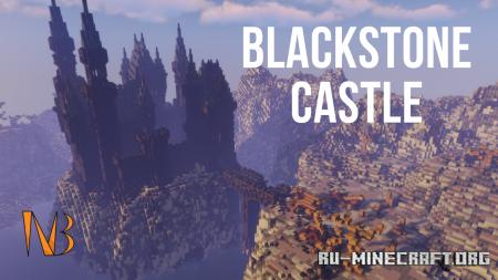 Скачать Creepy Blackstone Castle для Minecraft