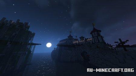 Скачать In The Shadow of The Yellow King для Minecraft