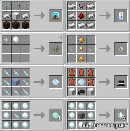 Скачать Cold Snap Horde для Minecraft 1.17.1