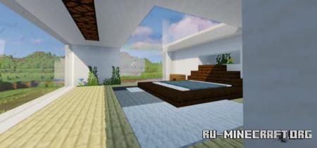Скачать The White Plains для Minecraft