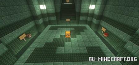 Скачать InPuzzleble Parkour для Minecraft