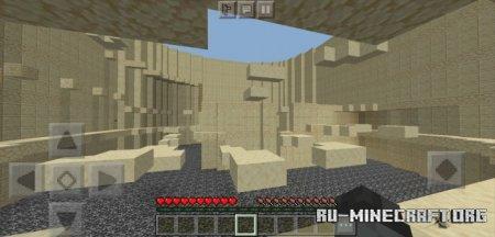 Скачать H Minigame 2021 (Extra Parkour) для Minecraft PE