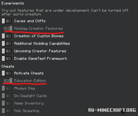 Скачать Team Blocks для Minecraft PE 1.17