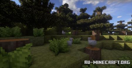 Скачать Pixel Reality для Minecraft 1.17