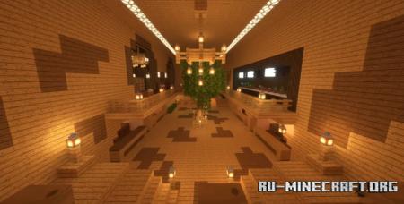 Скачать Villager Undergrund для Minecraft