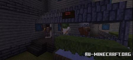 Скачать Granny: Reborn для Minecraft