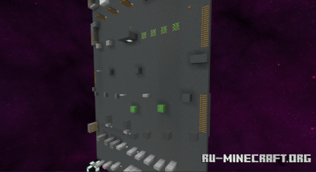 Скачать Impossible Parkour 3 для Minecraft PE