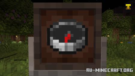 Скачать Clock Look Compass для Minecraft PE 1.17