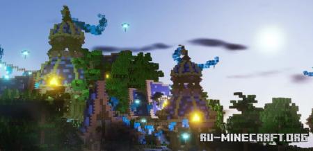 Скачать Oakenglide для Minecraft