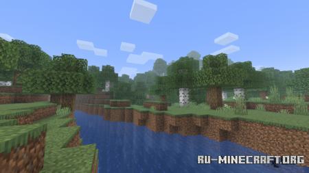 Скачать Console Graphics для Minecraft PE 1.17