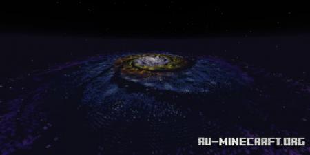 Скачать Galaxy - A stellar для Minecraft