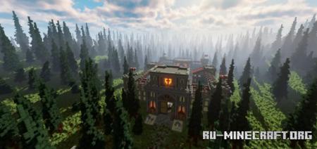 Скачать Mob Kampfarena для Minecraft