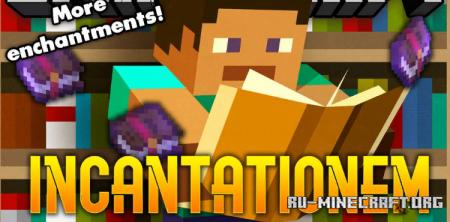 Скачать Incantationem для Minecraft 1.17.1
