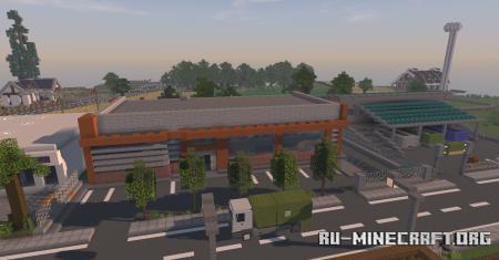 Скачать Bayville для Minecraft