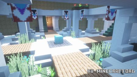 Скачать Ultima PvP для Minecraft