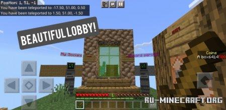 Скачать Parkour RPG для Minecraft PE