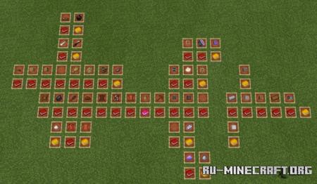Скачать Progression Craft для Minecraft PE 1.17