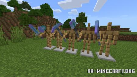 Скачать Neu 3D для Minecraft PE 1.17